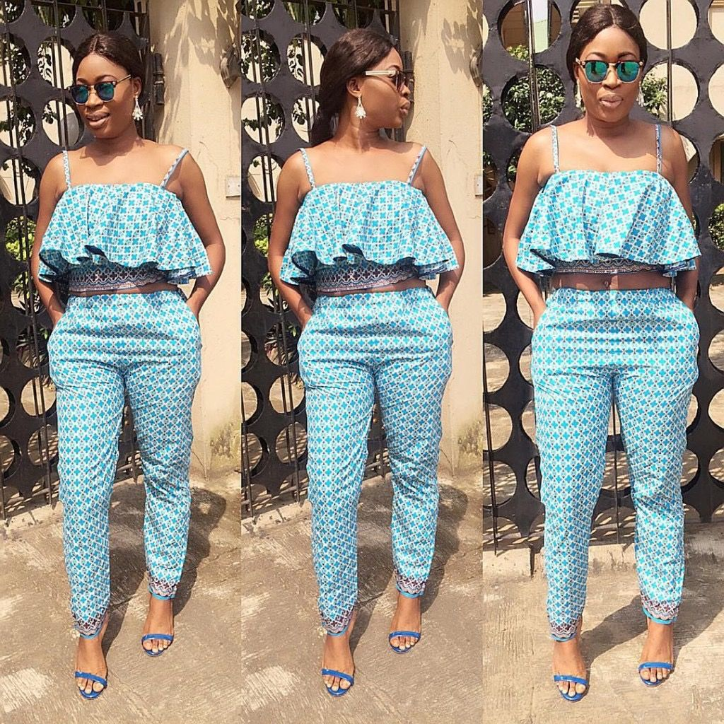 Best Ankara Jumpsuit styles - Od9jastyles | The Best Place for ...