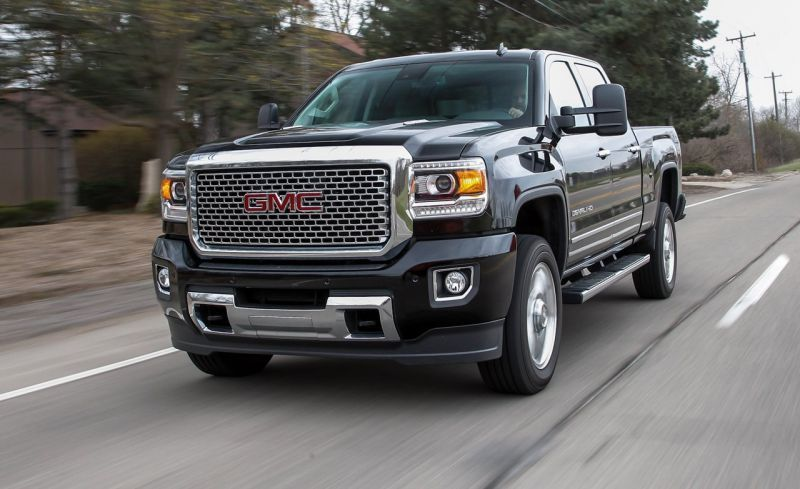 2019 Gmc Canyon Redesign Changes Sierra 2500 Gmc Sierra Gmc