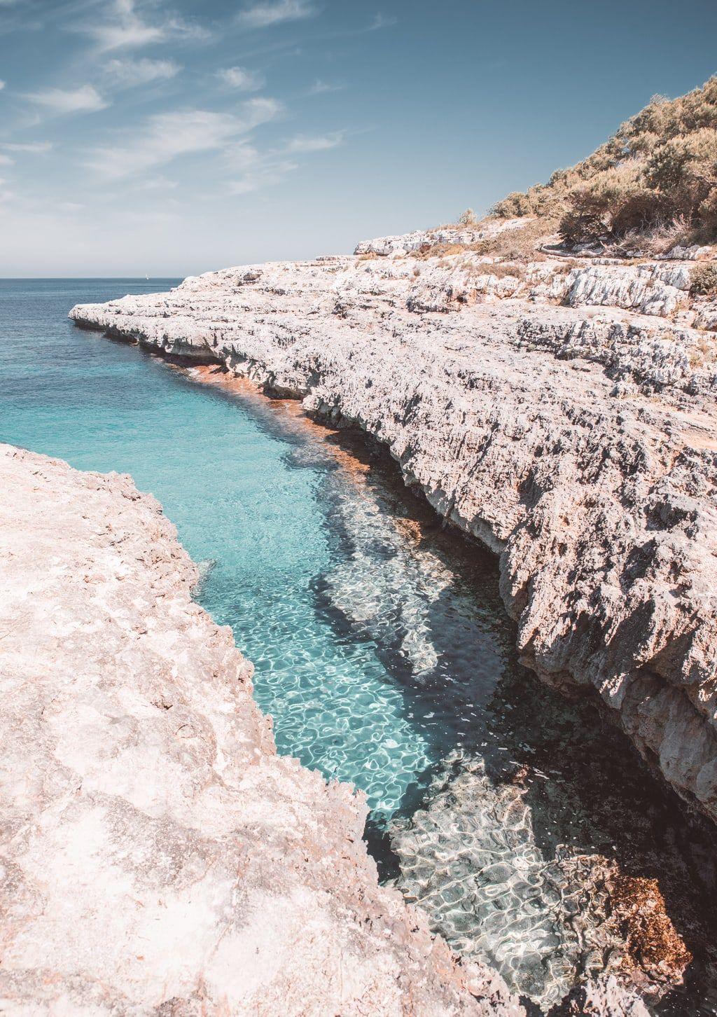 40 Dreamy Photos That Will Make You Fall In Love With Mallorca Beach Aesthetic Mallorca Beaches Beach Photos