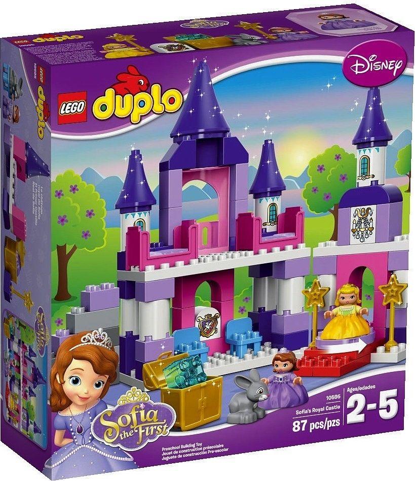 Lego Duplo 10595 Princezna Sofie I. Královský hrad 0