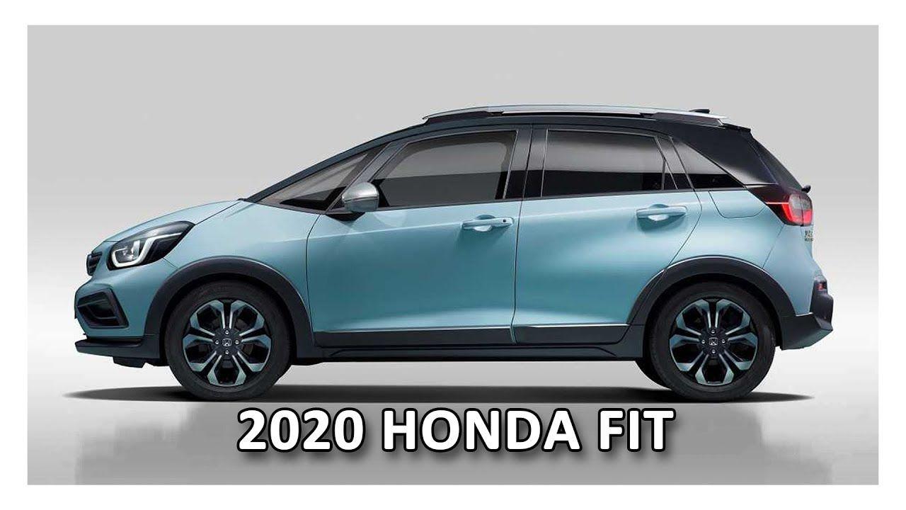 2020 Honda Fit   Honda fit, Honda fit jazz, Honda