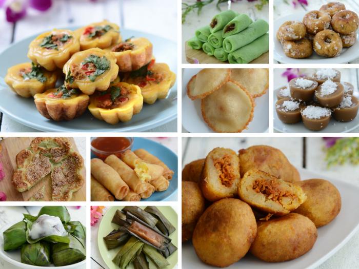 29 Resipi Kuih Muih Traditional Manis Pedas Yang Paling Popular Di Bulan Puasa Memang Sedap