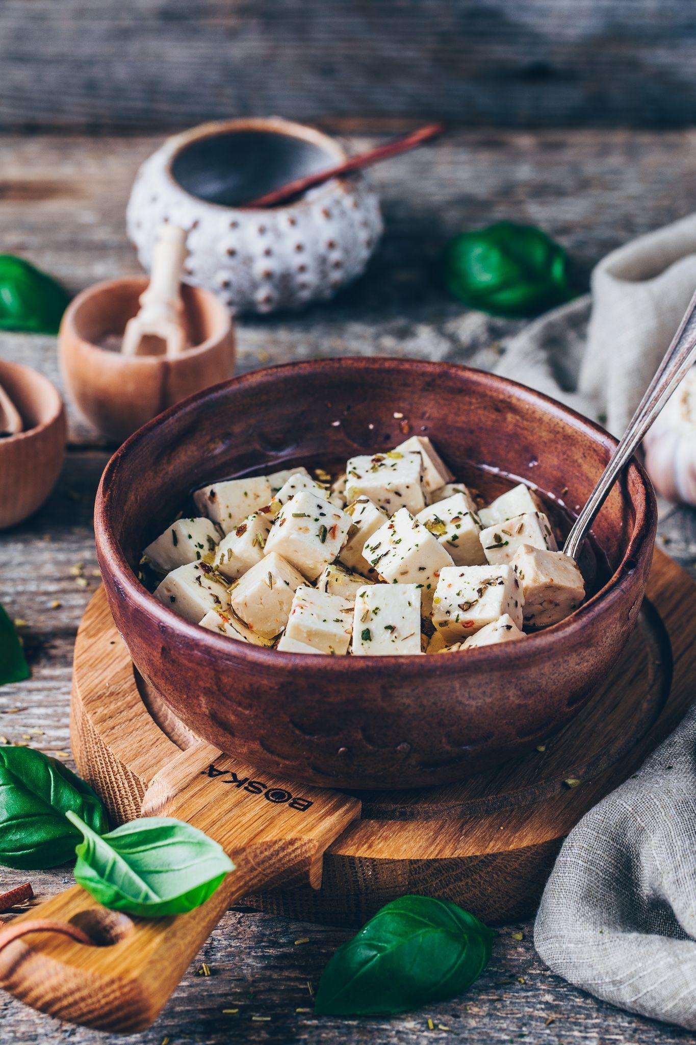Homemade vegan feta recipe feta cheese recipes vegan
