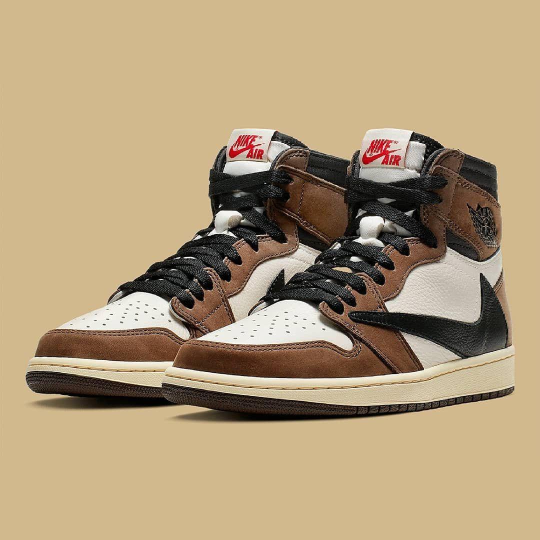 Tenis Nike Air Jordan 1 Travis Scott 2019 Air jordan