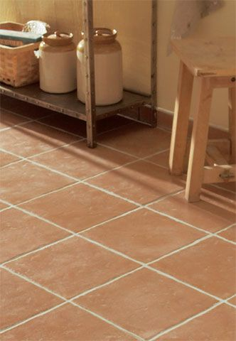 Carrelage marron vela 30 x 30 cm castorama mat riaux for Carrelage sol marron