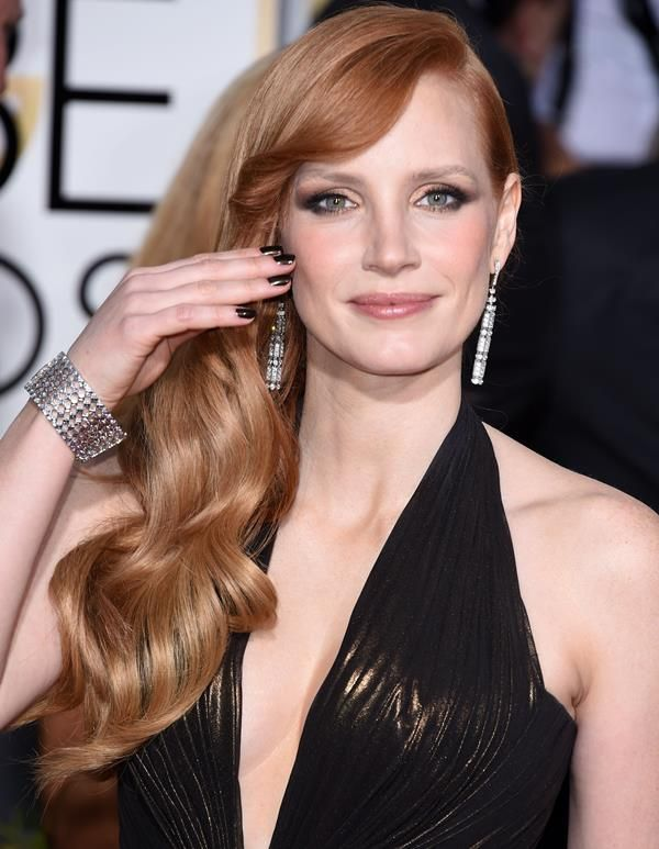 Nice her golden globes redhead pity