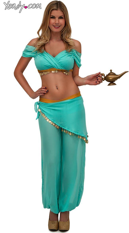 Sexy Genie Costume  sc 1 st  Pinterest & Sexy Genie Costume | Halloween costumes Costumes and Genie costume