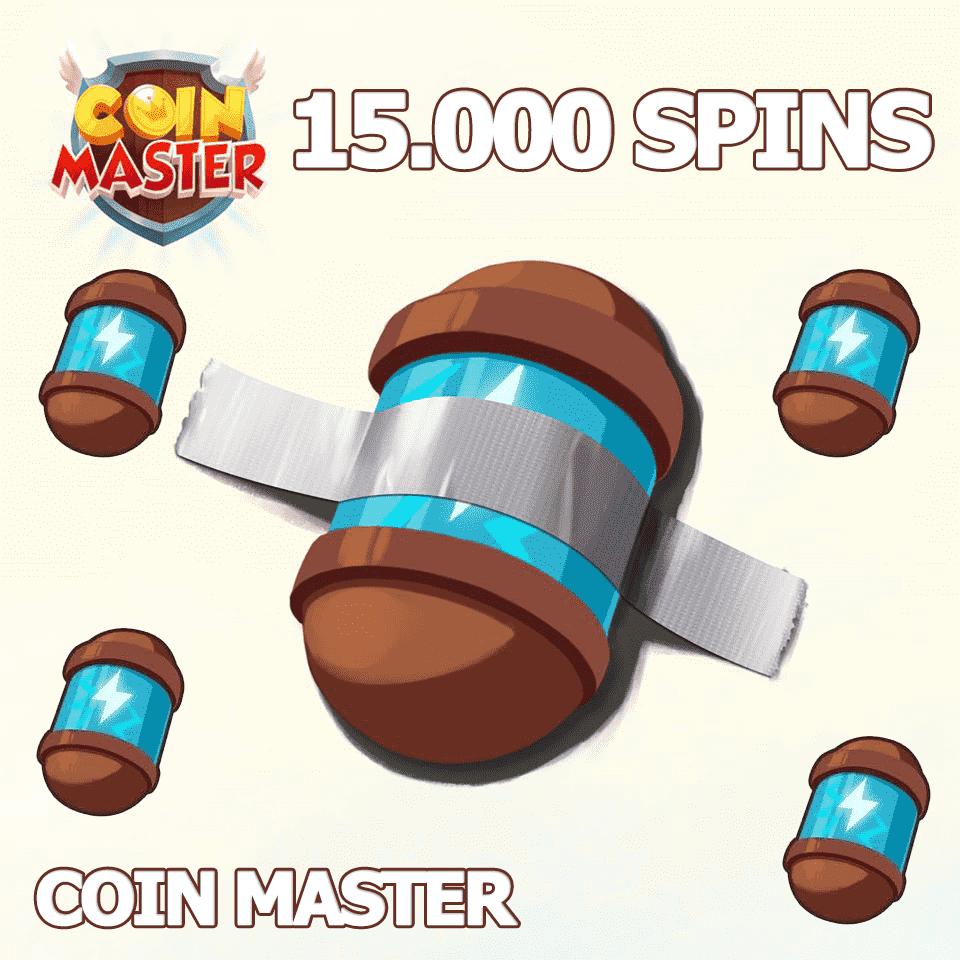 Coinmaster Spin