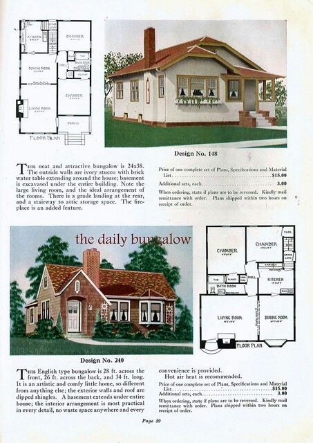 Daily bungalow house plans blueprints home 1 for the love of daily bungalow house plans blueprints home 1 malvernweather Images