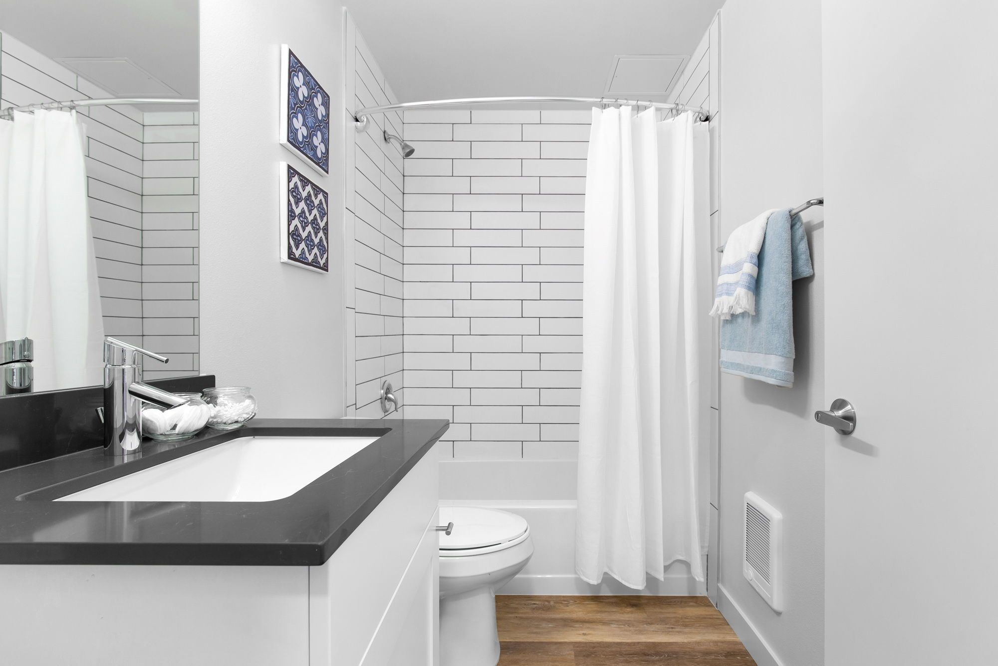Studio Apartments Available In Greenwood Bode Greenview By Common In 2020 Studio Apartment Bathroom Design Greenview
