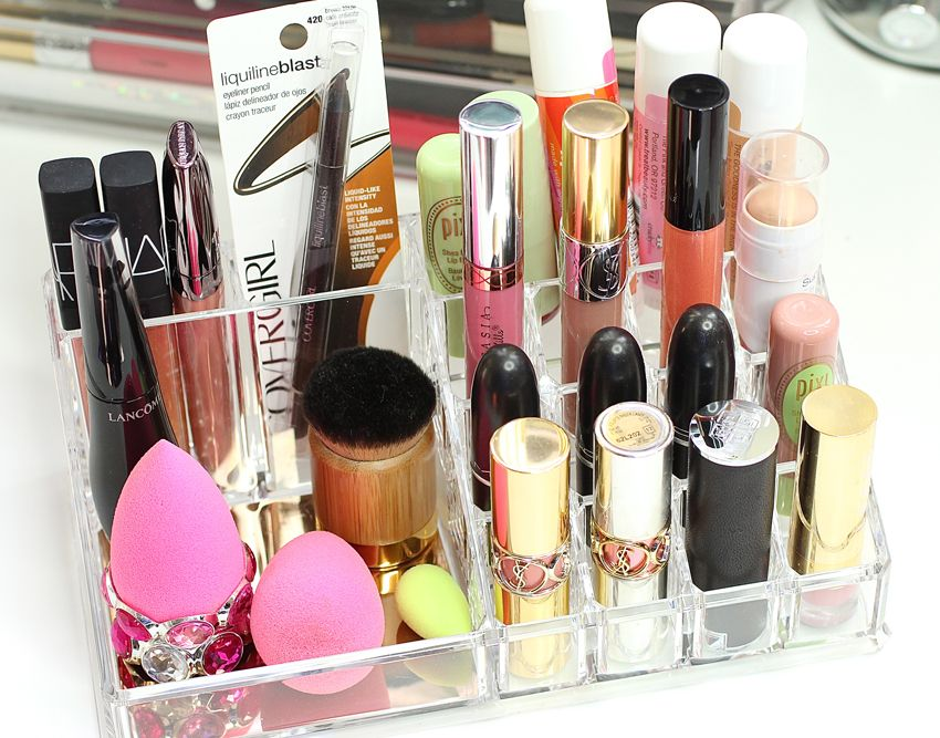 Affordable Makeup Storage Solutions - Collective Beauty & Affordable Makeup Storage Solutions - Collective Beauty | Beauty ...