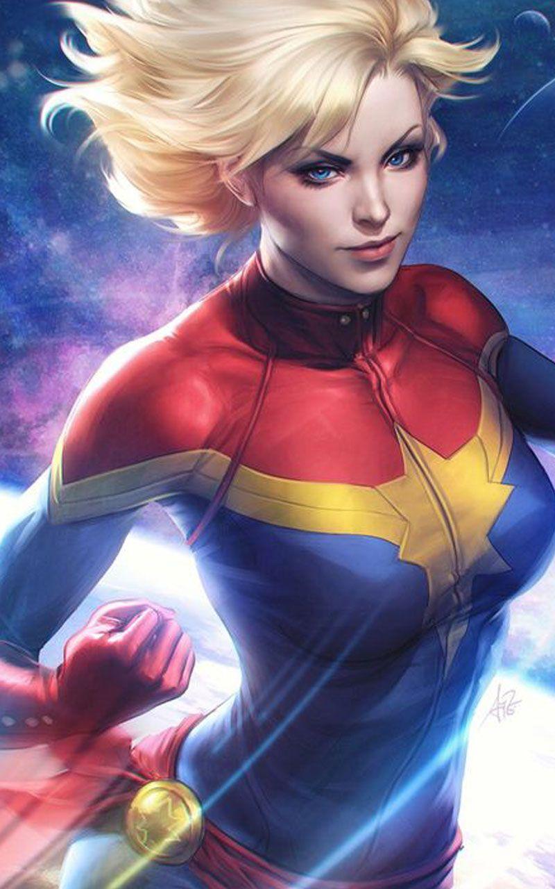 Captain Marvel Wallpaper Marvel Superheroes Captain Marvel Trailer Ms Marvel