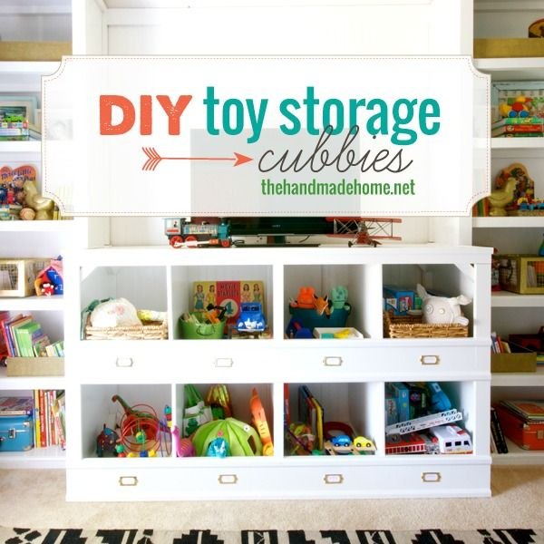 Diy Toy Storage Cubbies A Toy Organization Game Changer In Our Home Cubby Storage Creative Toy Storage Diy Toy Storage