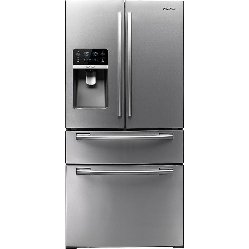 Samsung Rf4267hars 260 Cu Ft Bottom Freezer Refrigerator
