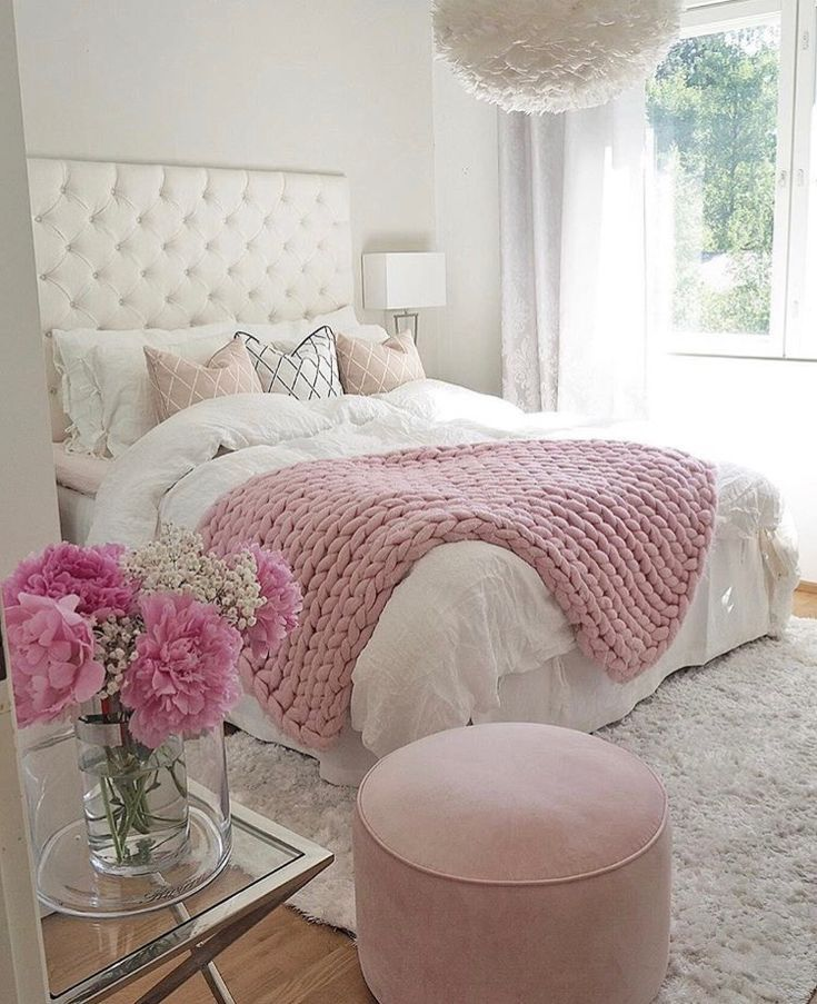 romantic and soft with images pink bedroom decor bedroom decor bedroom design on grey and light pink bedroom decorating ideas id=36705