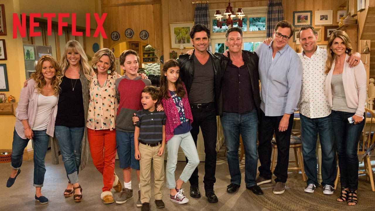 10 Thoughts I Had Watching The Fuller House Trailer Fuller House Fuller House Cast Full House