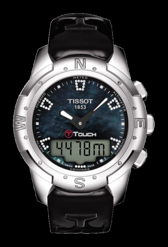 Tissot T-Touch II Titanium T047.220.46.126.00  9bb566823