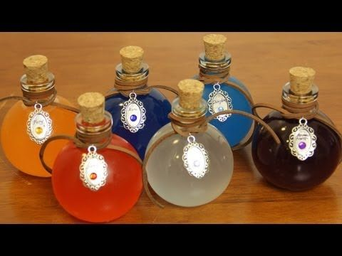 Today I made Diablo 3 Skittle Vodka Potion Drinks in honor of new ...