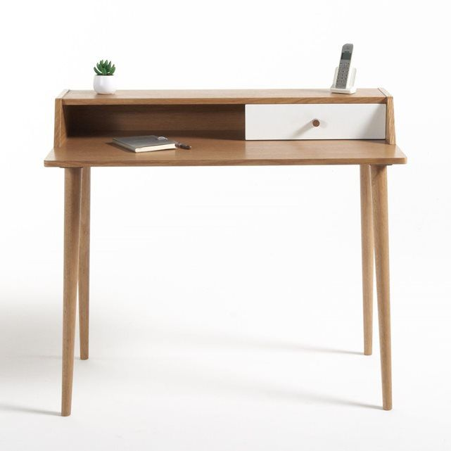 Bureau D Appoint 1 Tiroir Clairoy Desk With Drawers Home Furnishing Accessories Desk