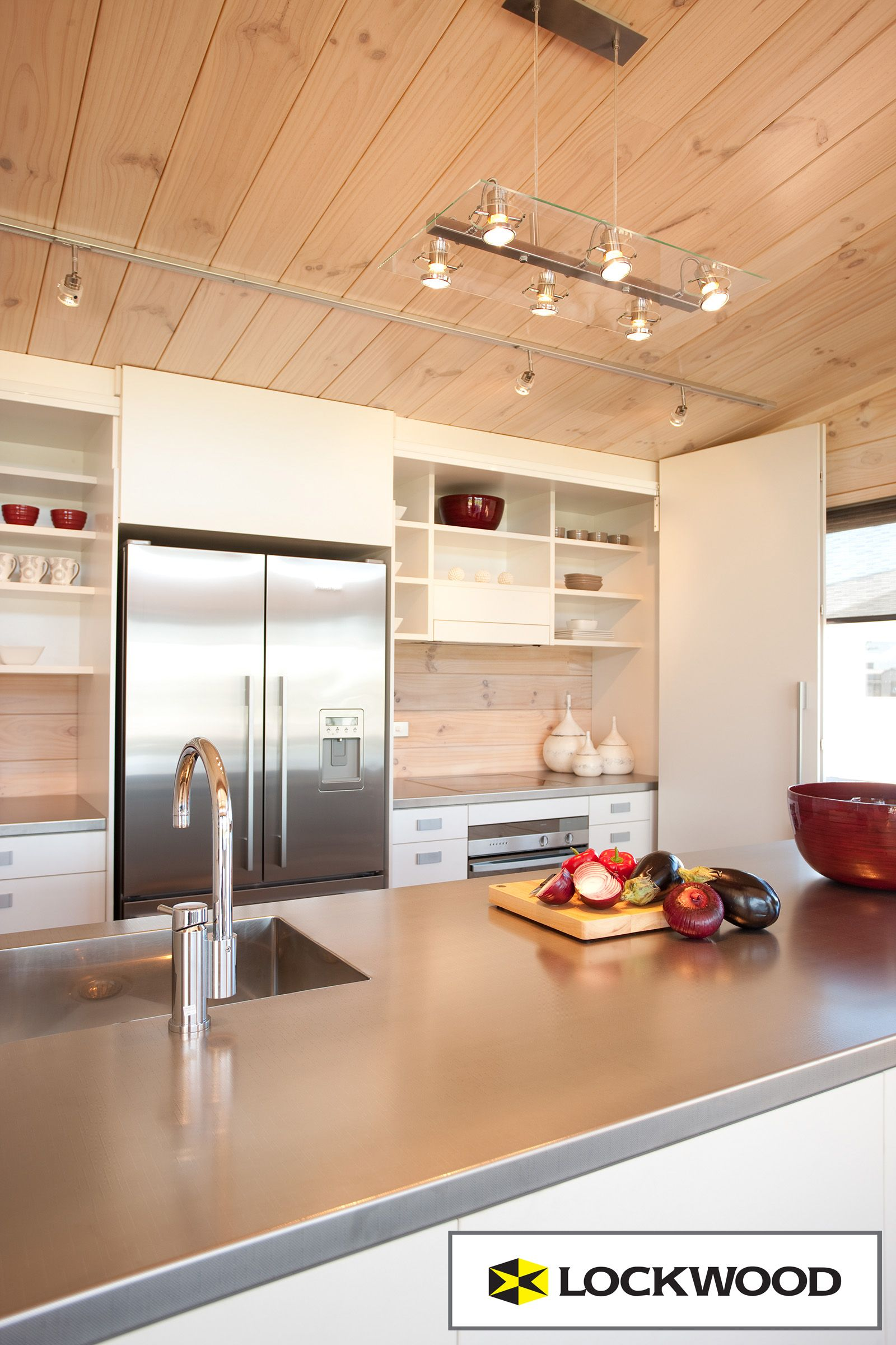 Parawai Home By Lockwood   Kitchen
