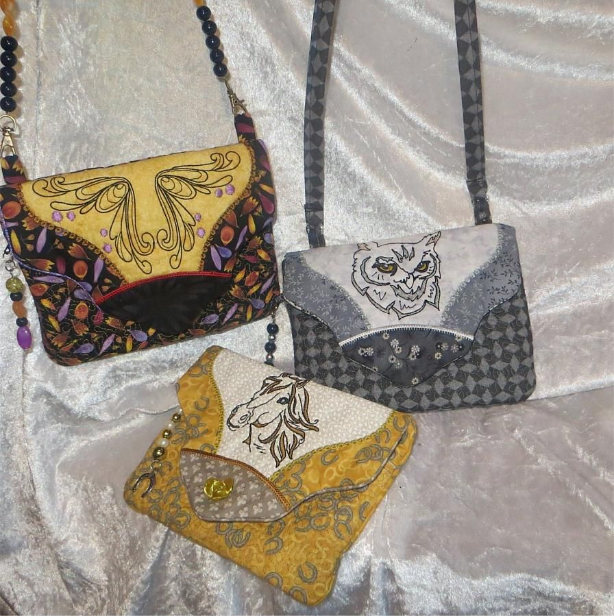 63d2c9dbed ITH Chick Clutch Purses 6x8 | In the Hoop | Clutch purse, Purses, Chic