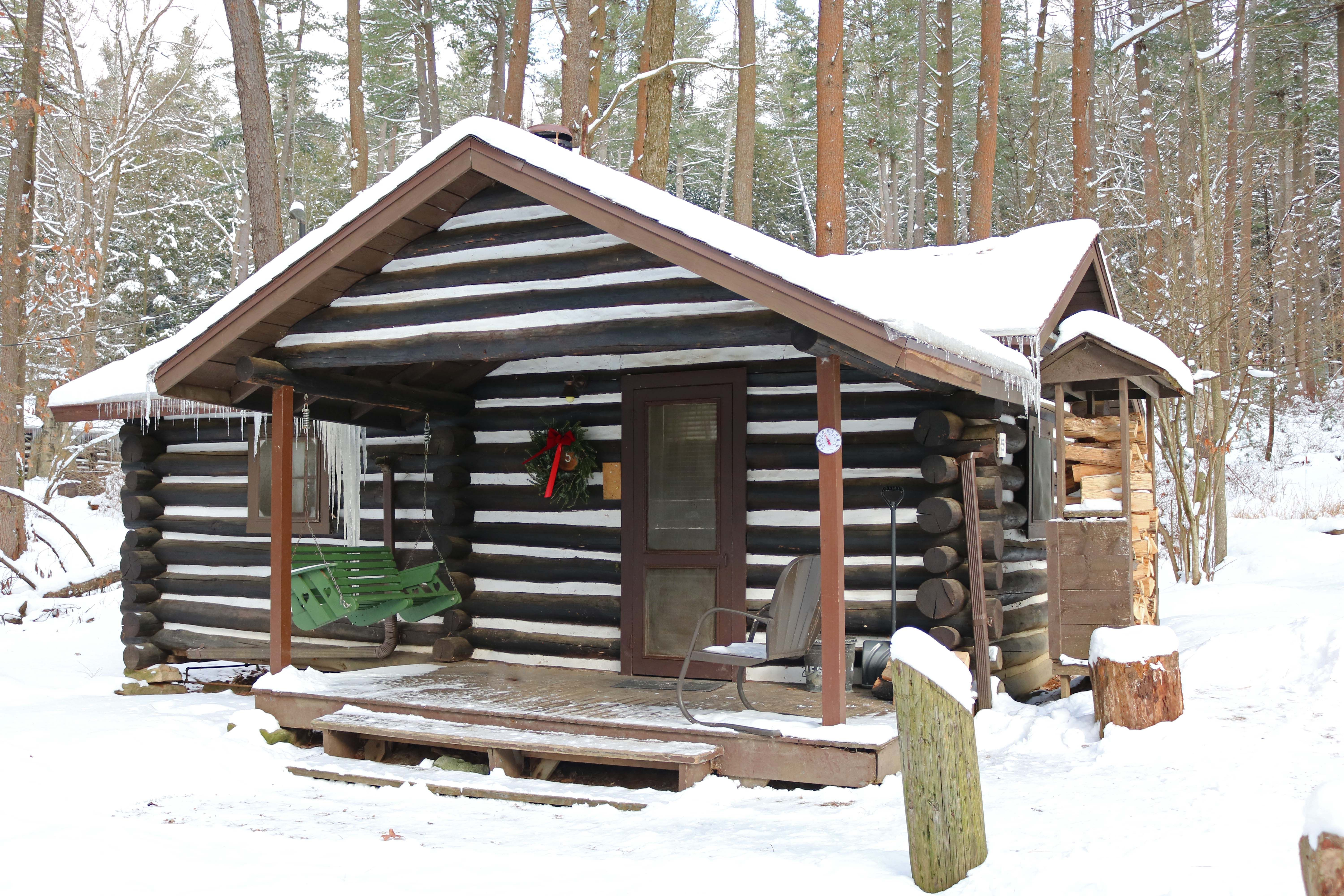 Rustic Log Cabins Cooks Forest Cabins 1 A Genuine Rustic Log Cabin Built In The 1920 S Cabin Forest Cabin Log Cabin
