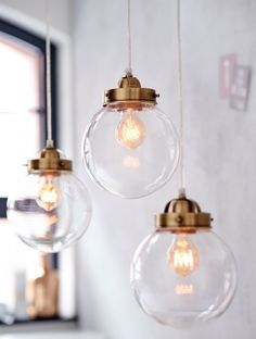 esstisch lampen glas