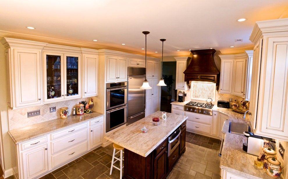 Cashmere Gold Granite Kitchen Pictures   kashmir gold ...