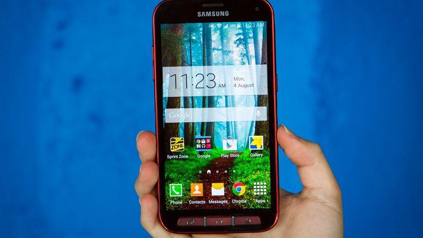 Galaxy S5 Oreo