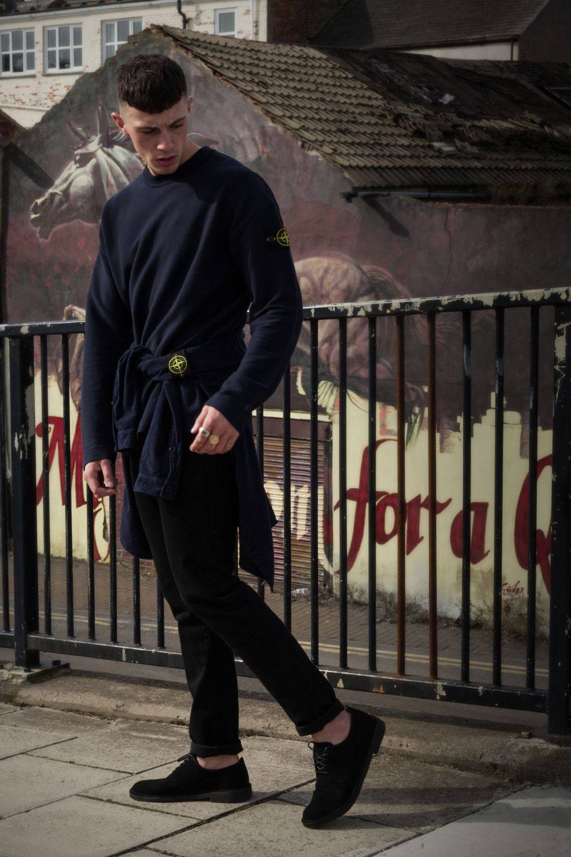 25e4b38c646b stoneisland | Men's Style in 2019 | Stone island sweatshirt, Stone ...