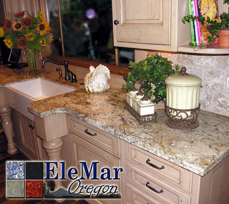 2008 Street Of Dreams   Traditional   Kitchen Countertops   Portland    EleMar Oregon LLC