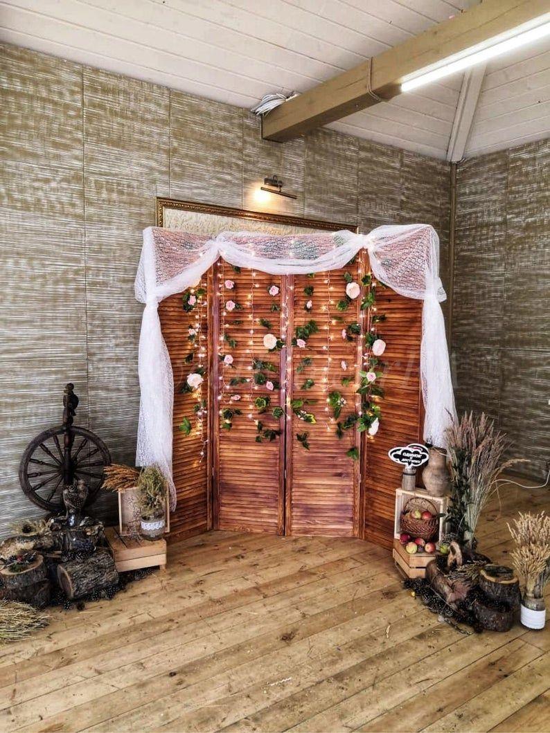 13++ Wedding ceremony backdrop wood ideas in 2021