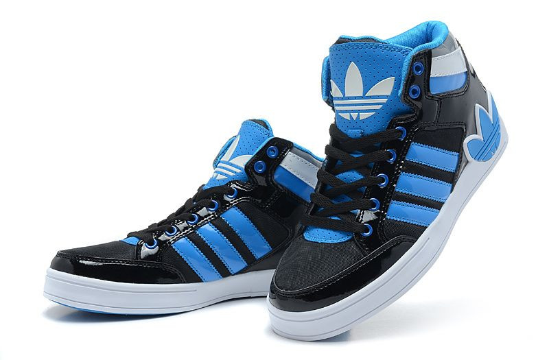 46bbeb7b6dbfb Image for Adidas Originals City Love Leather Generations High Top Shoes