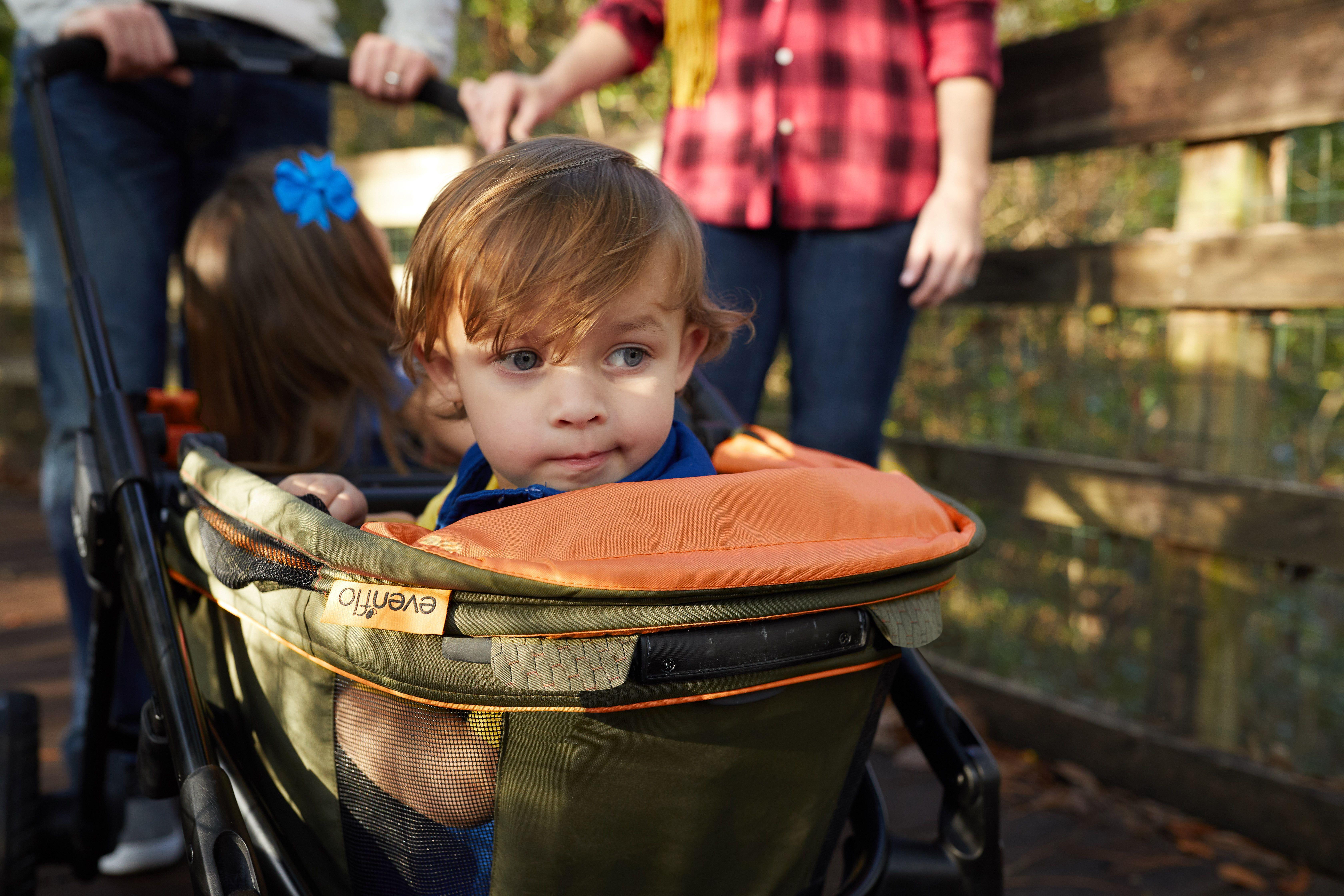 Pivot Xpand Modular Travel System with SafeMax Infant Car