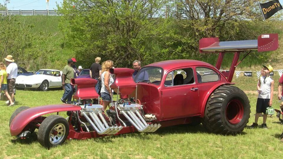 Twin V8 Vw Body Cars Trucks Pinterest Beetle Cars And