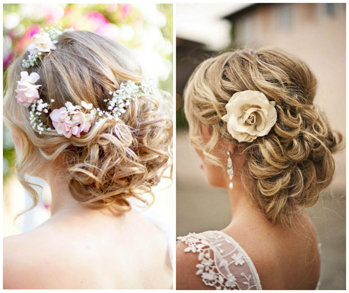 Inspiring Bridal Updo Hairstyle Ideas In Latest Styles