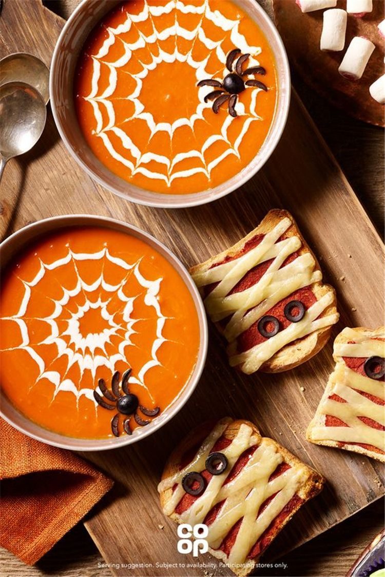 Creepy Halloween Food DIY Ideas For The Comming Holiday; Halloween ...