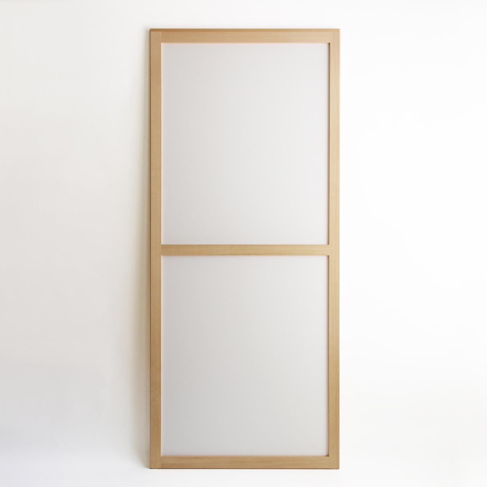 布框戸 ぬのかまちど 布張りありタイプ 障子 襖 戸
