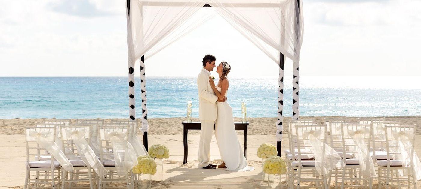 Wedding Le Blanc Spa Resort