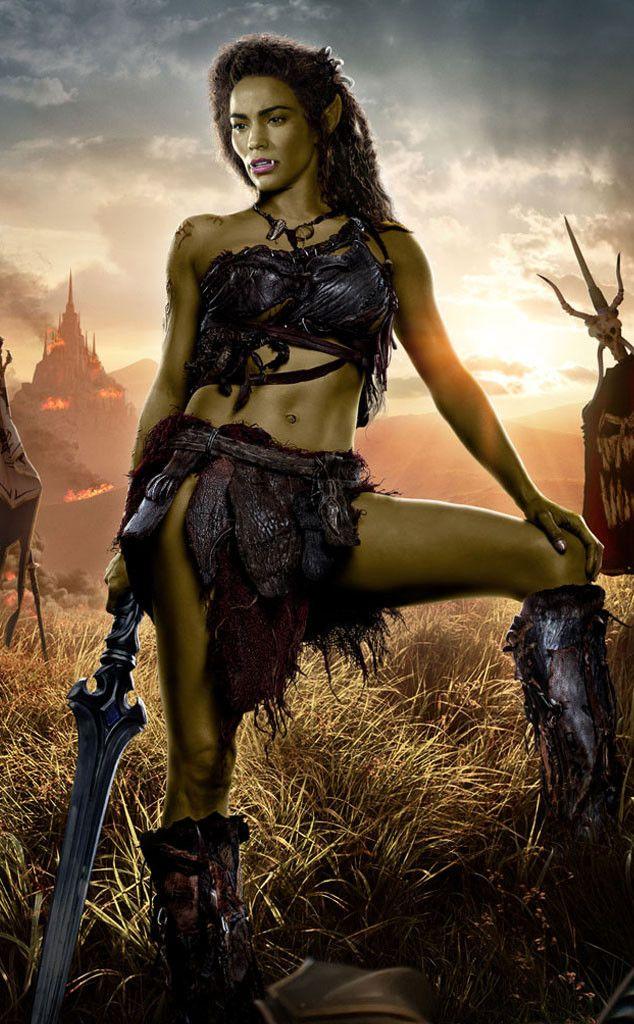 Paula Patton Warcraft Set Was A Fairy Tale For Son Julian