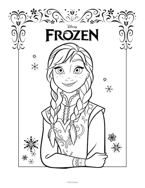 frozen party  malvorlagen eiskönigin wenn du mal buch