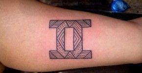 Gemini Tattoos