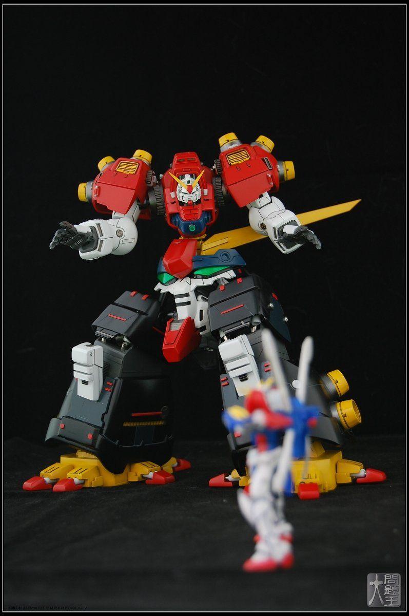 Mobile Fighter G Gundam 1//144 Devil Gundam
