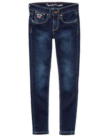 Photo of Pepe Jeans Slim jeans i fargene Denim innen $GenderDepartment – Bukser & jeans -…