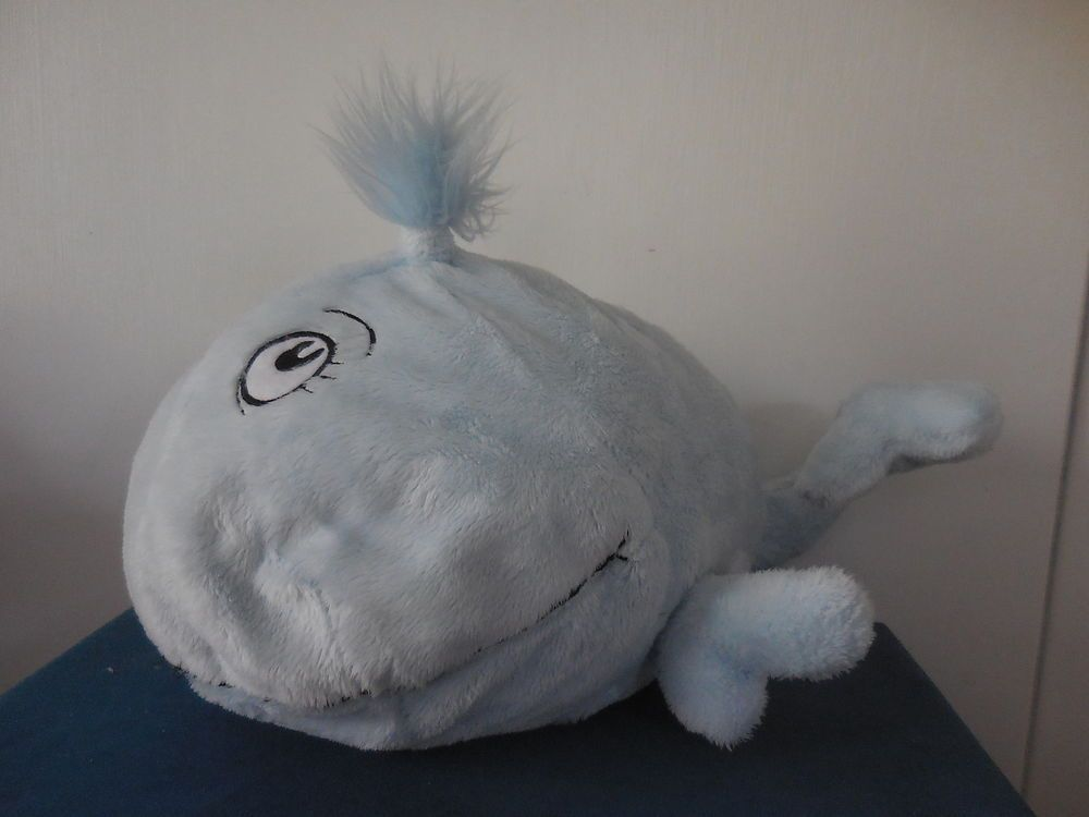 Dr Seuss If I Ran The Circus Whale Plush Kohl S Cares Stuffed