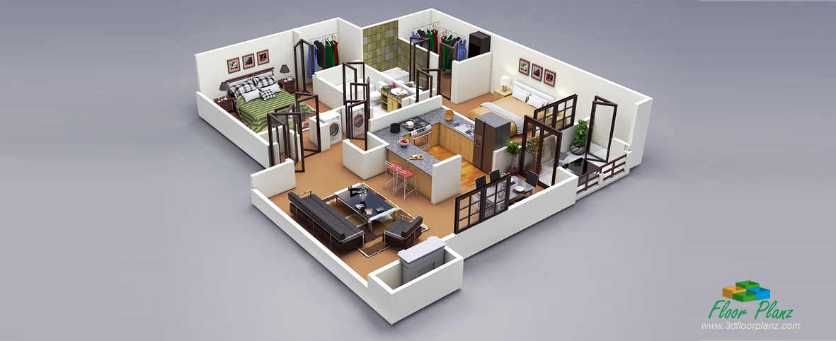 Image For Home Design Plans 3d Tumblride Buat Rumahpinterest