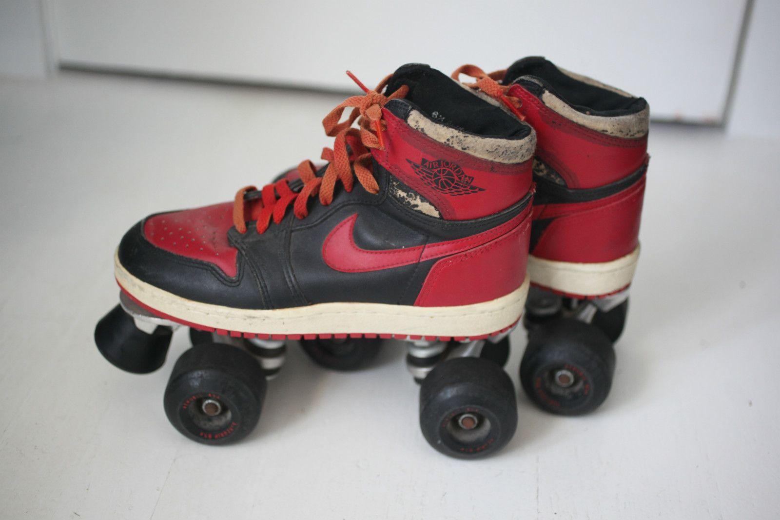 Air Jordan 1 High Vintage Roller Skates – #Ebay