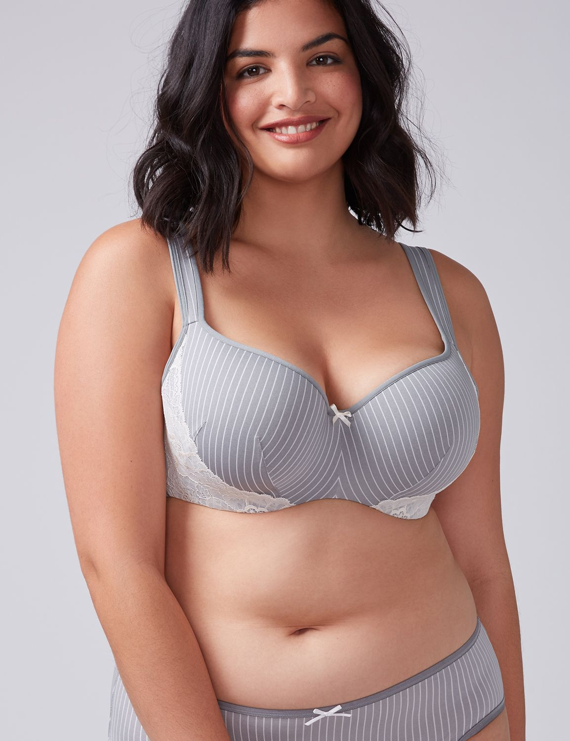 99a6542a7d236 Smooth Lightly Lined Balconette Bra