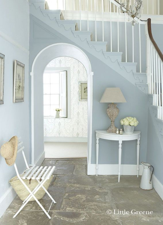 Herzlich willkommen! Gestaltungsideen für den Flur Zuhause - schlafzimmer farben ideen mehr weite