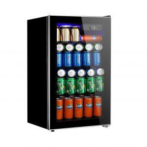 Top 10 Best Beverage Refrigerators In 2020 Reviews With Images Beverage Refrigerator Beverage Cooler Wine Refrigerator